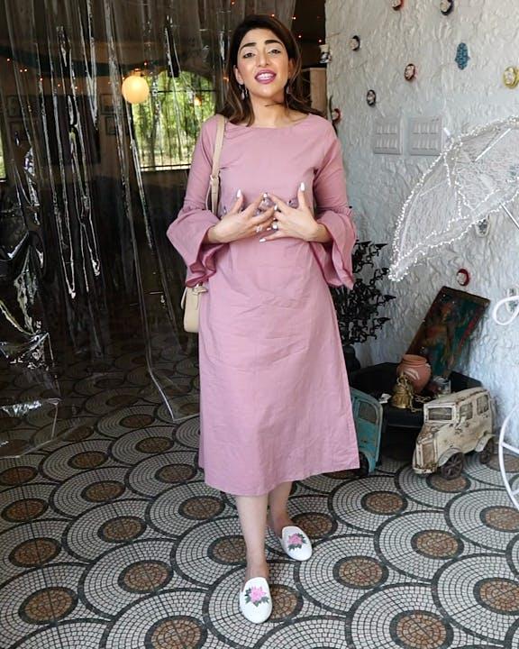 Clothing,Pink,Dress,Shoulder,Fashion,Lady,Purple,Footwear,Shoe,Formal wear