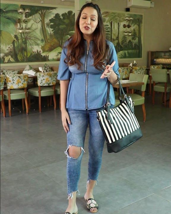 Denim,Clothing,Jeans,Shoulder,Street fashion,Fashion,Waist,Textile,Trousers,Electric blue