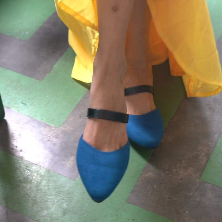 These Flats Made By Fab Bella Are Truly Fab!