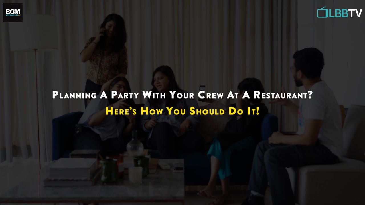 Planning A Group Party With Friends? Here's Why You Should Book The Venue On Baromeeter App!