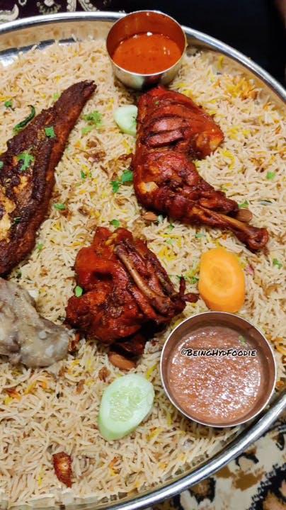 Dish,Food,Cuisine,Ingredient,Rice,Steamed rice,Biryani,Meat,Produce,Staple food