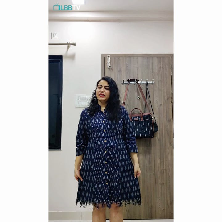 Clothing,Blue,Pattern,Polka dot,Dress,Fashion,Outerwear,Design,Shoulder,Street fashion