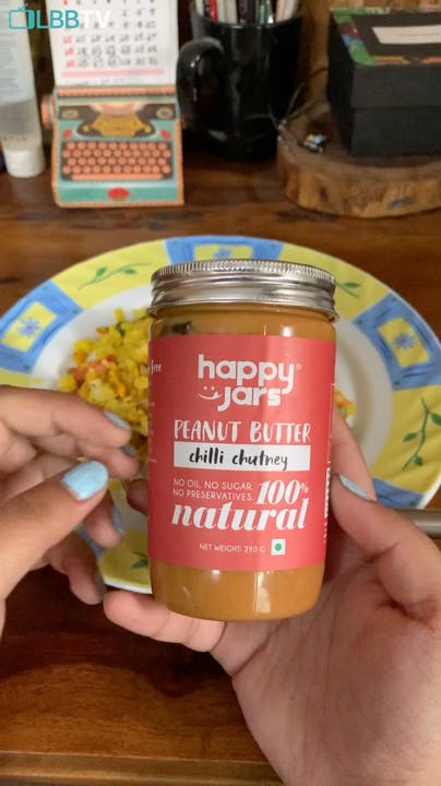Food,Mason jar,Canning,Tin can,Ingredient,Nut butter,Hand,Cuisine,Dish