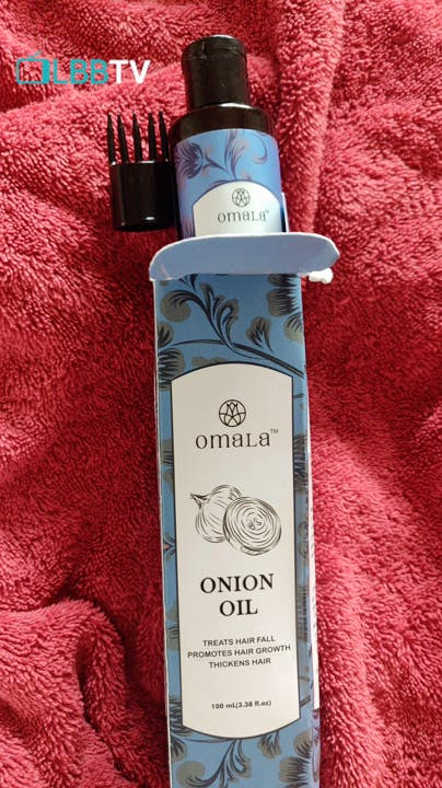 Onion Hair Oil - 100 ml